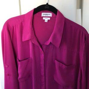 Magenta Portofino Shirt